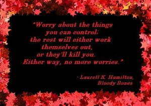 Quote ABVH bloody bones worries