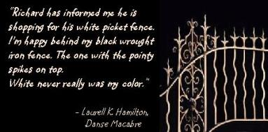 Quote ABVH Danse Macabre fence