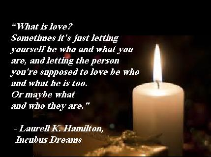 incubus dreams k hamilton laurell