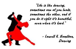 Quotes ABVH dancing life