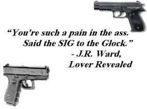 BDB 4 LReveal sig-glock