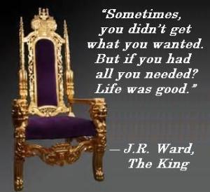 BDB 12 K Throne